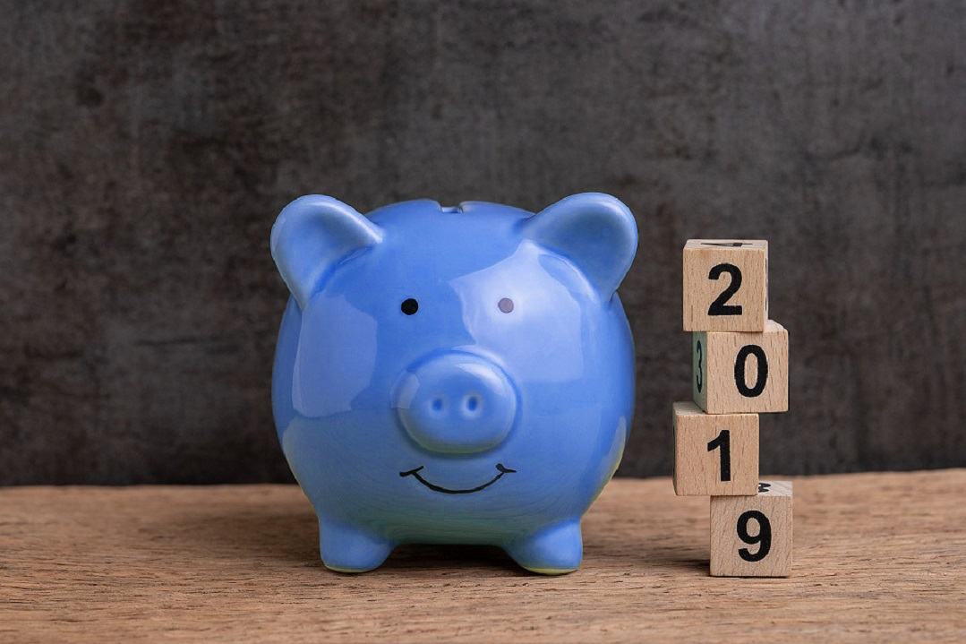 5 Simple Ways to Save Money 2019