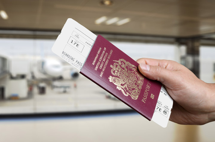 Have you ever been held up at ePassport gates? Well this could be why…
