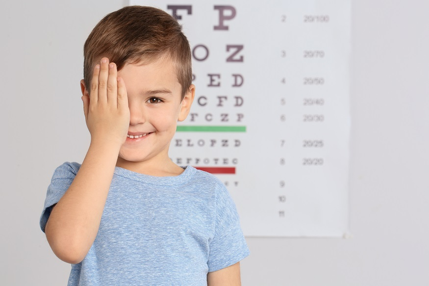 Back to school - How to protect children's eyes