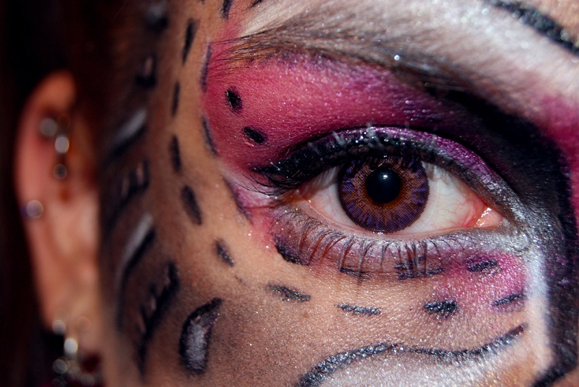Coloured Contact Lenses for every Halloween Costume