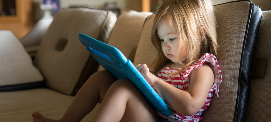 Are screens harming children's creativity?