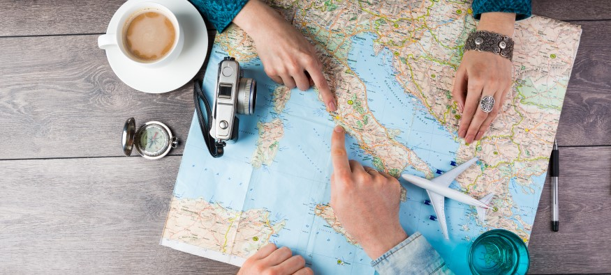 Celebrate National Shop for Travel Day