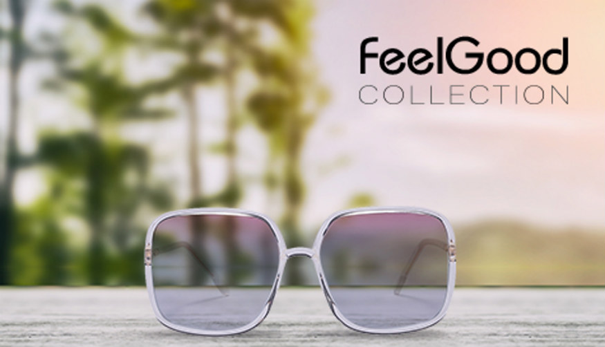 Introducing the Feel Good Collection Sunglasses