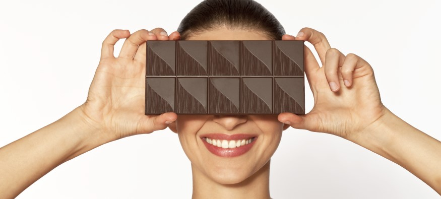 Does dark chocolate improve your vision?