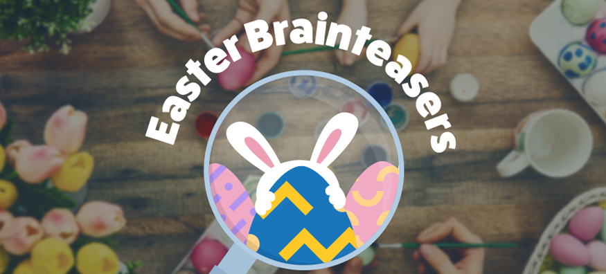 Easter Brain Teasers - How Sharp Are Your Eyes?