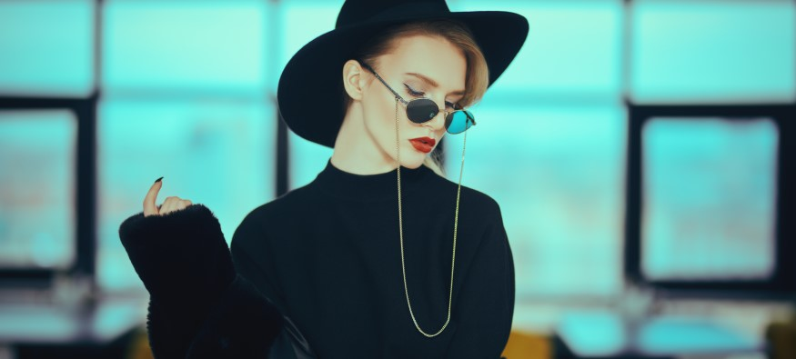 How to make your own glasses chain – the new fashion trend