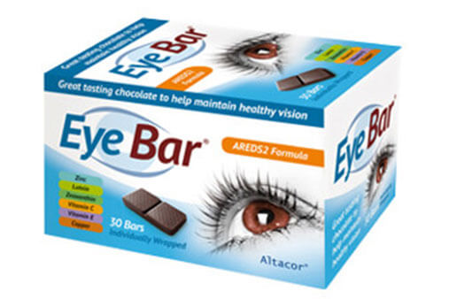 Enjoy Healthier Vision with Eye Bar Chocolate