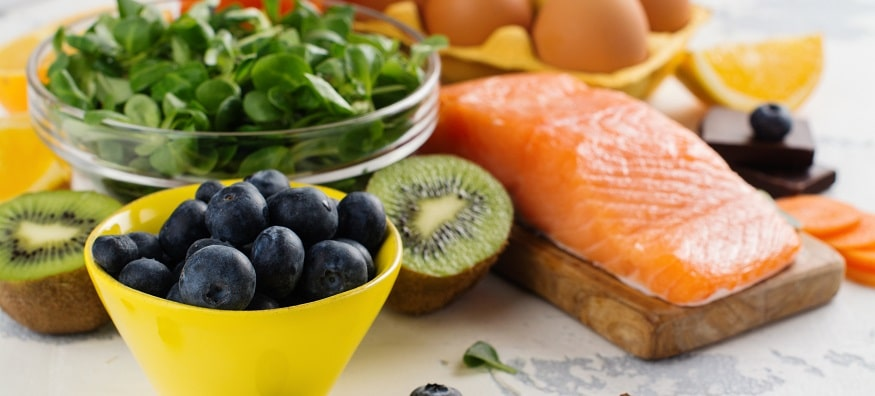 foods that are good for eye health