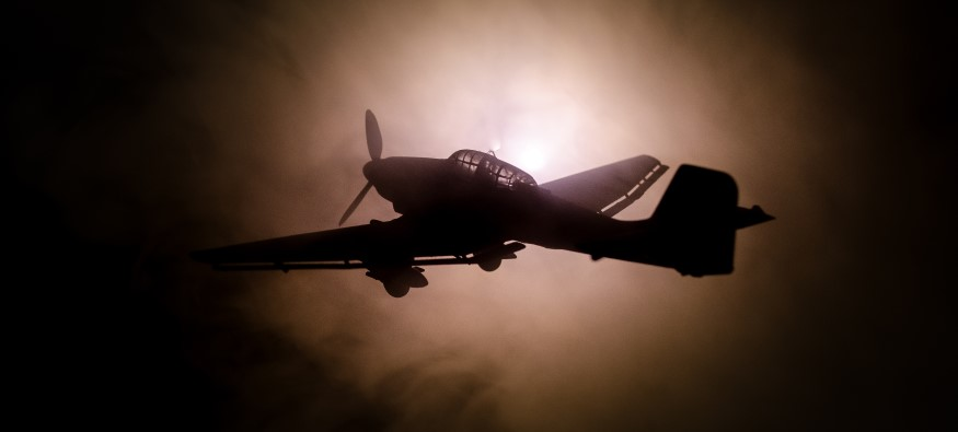 world war 2 fighter plane