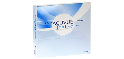 1 Day Acuvue TruEye <br />(90 Pack)