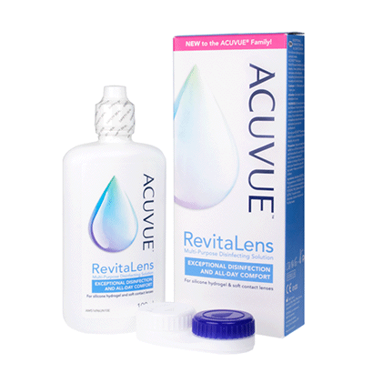 Acuvue RevitaLens Multi-Purpose Disinfecting Solution Travel Pack