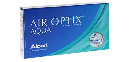 Air Optix Aqua <br />(6 Pack)