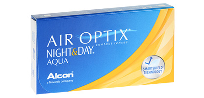Air Optix Night & Day Aqua <br />(6 Pack)