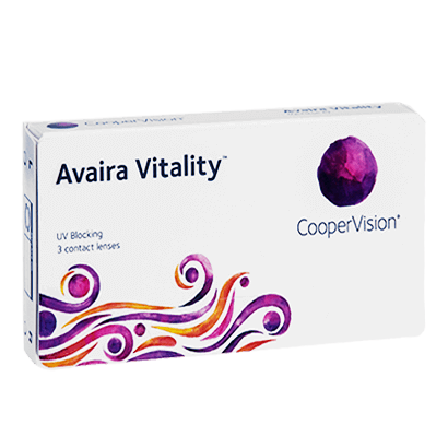 Avaira Vitality Contact Lenses