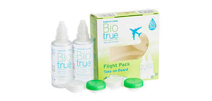 Biotrue Multi-Purpose Solution Flight Pack