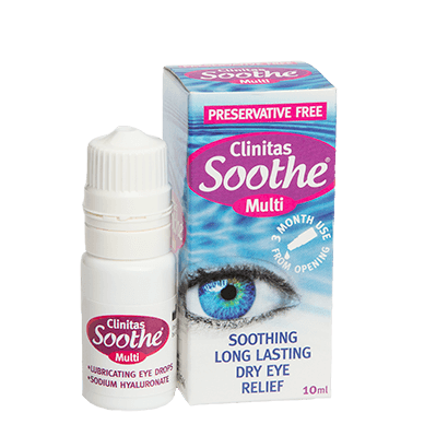 Boots Dry Eyes Eye Drops 10ml - Boots