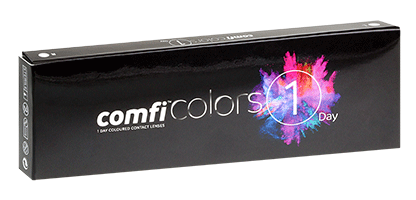comfi Colors 1 Day Contact Lenses