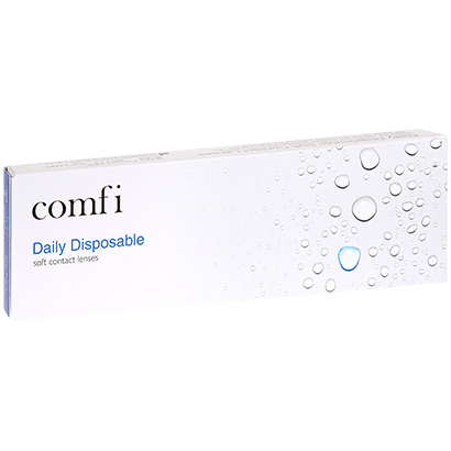 comfi Daily Disposable (5 Pack) Contact Lenses