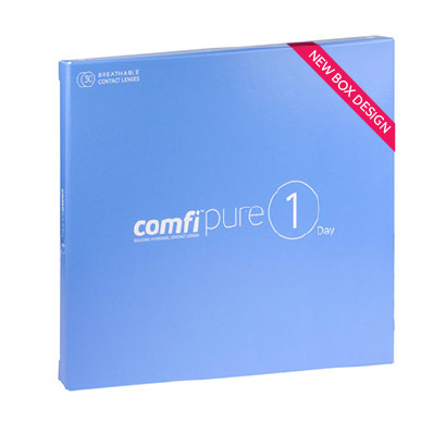 comfi Pure 1 Day Contact Lenses