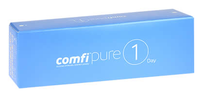 74bb192802847 comfi Pure 1 Day Contact Lenses