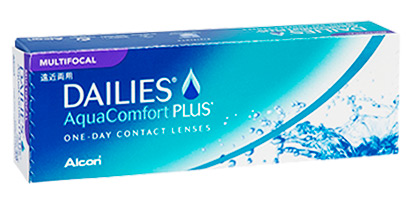 Dailies AquaComfort Plus Multifocal Contact Lenses