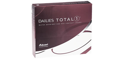 Dailies Total 1 <br />(90 Pack)
