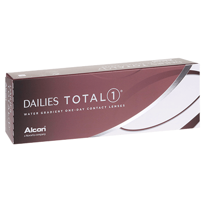 2801cd81fd65 Dailies Total 1 Contact Lenses - Free Delivery