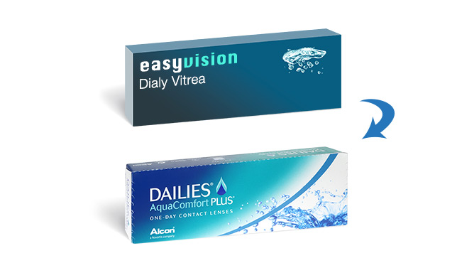 easyvision Daily Vitrea (Ultimate)