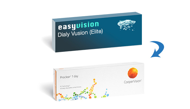 easyvision Daily Vusion (Elite)
