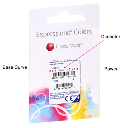 Expressions Colors (Singles) Box