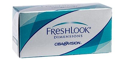FreshLook Dimensions (6 Pack) Contact Lenses