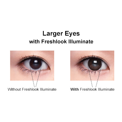 FreshLook Illuminate Box
