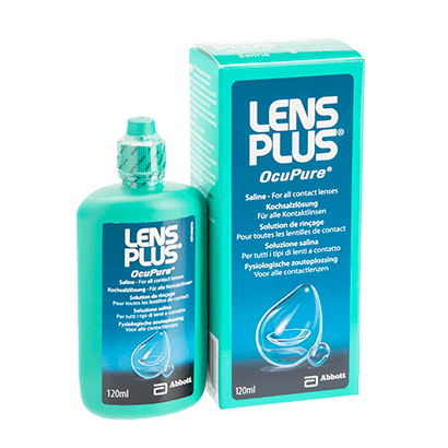 4502b67250e770 Lens Plus Contact Lens Solution   Feel Good Contacts UK