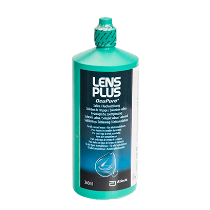 Lens Plus Solution Value Pack