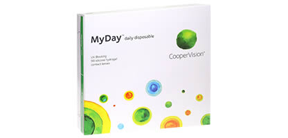 MyDay (90 Pack) Contact Lenses
