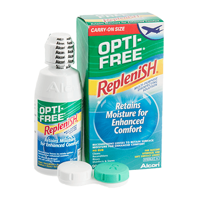 Opti-Free RepleniSH Travel Pack