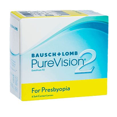 PureVision2 for Presbyopia (6 Pack)