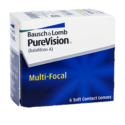 PureVision Multifocal (6 Pack) Contact Lenses