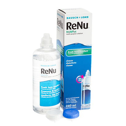 ReNu Multi-Plus Solution
