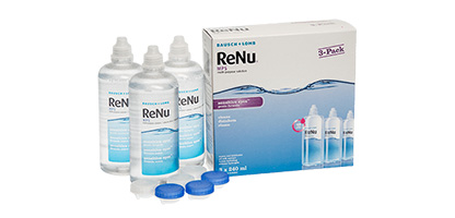 ReNu Multi-Purpose Solution Triple Pack