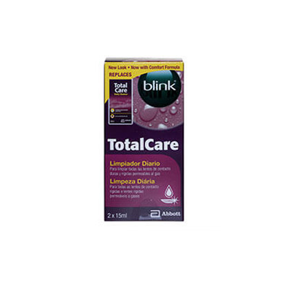 Total Care Daily Cleaner Twin Pack Parameters