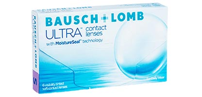 Bausch & Lomb Ultra <br />(6 Pack)