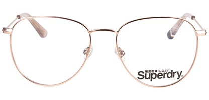 Superdry SDO Mackensie 011 Rose Gold