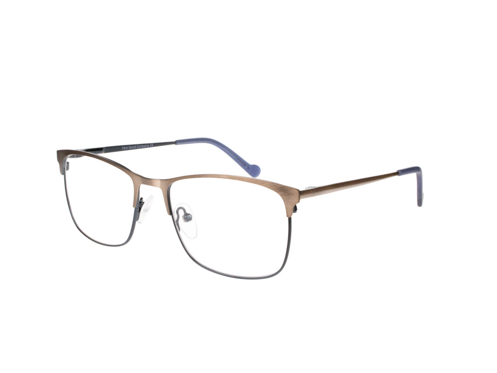 FGC Arthur C4 Matte Brown/Blue