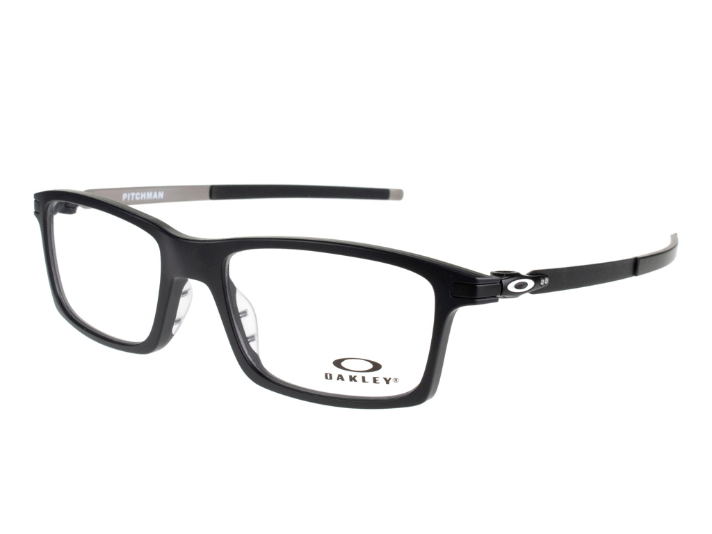 Oakley Pitchman OX8050 01 53 Satin Black