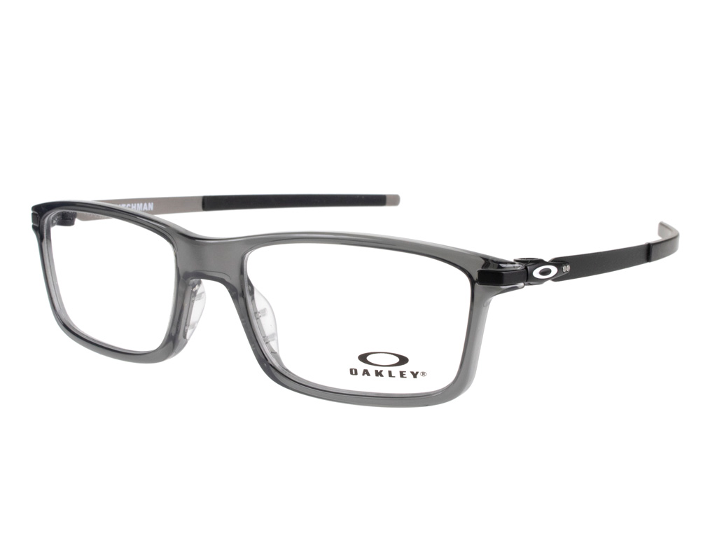 Oakley Pitchman OX8050 06 55 Grey Smoke