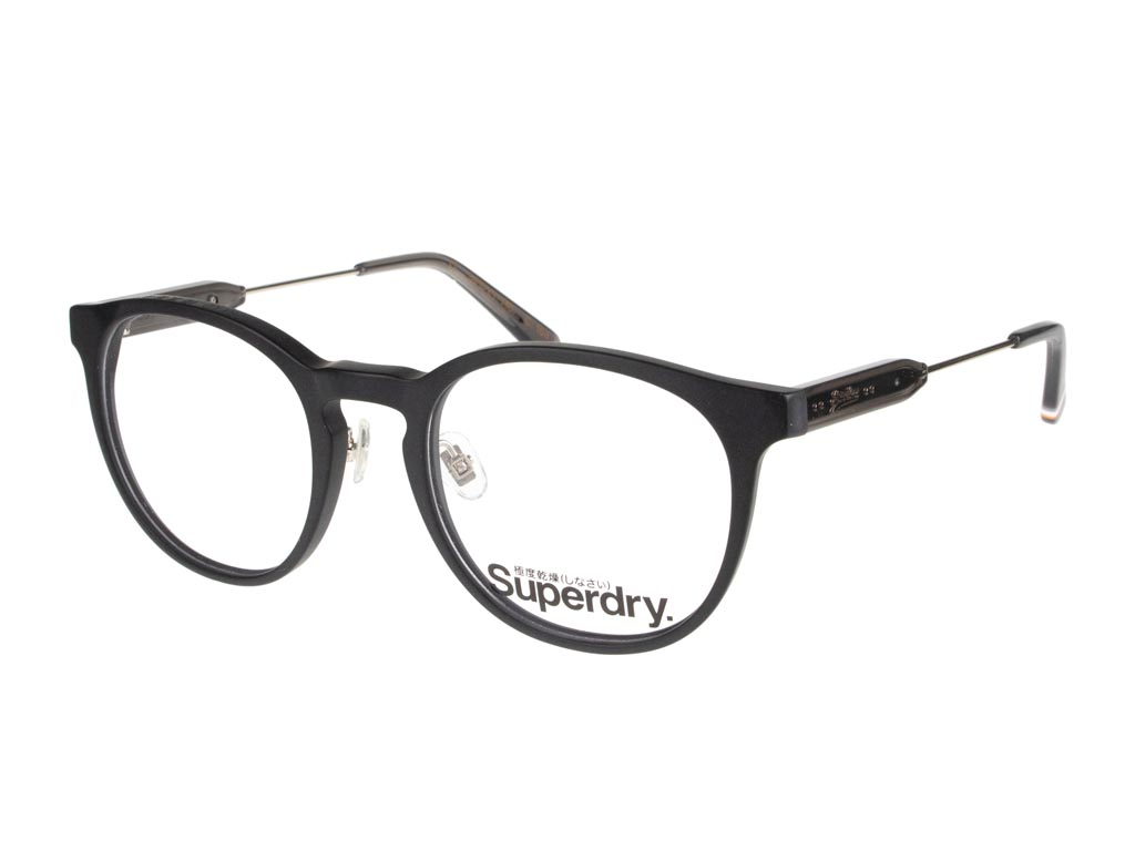 Superdry SDO Freeway 104 Matte Black