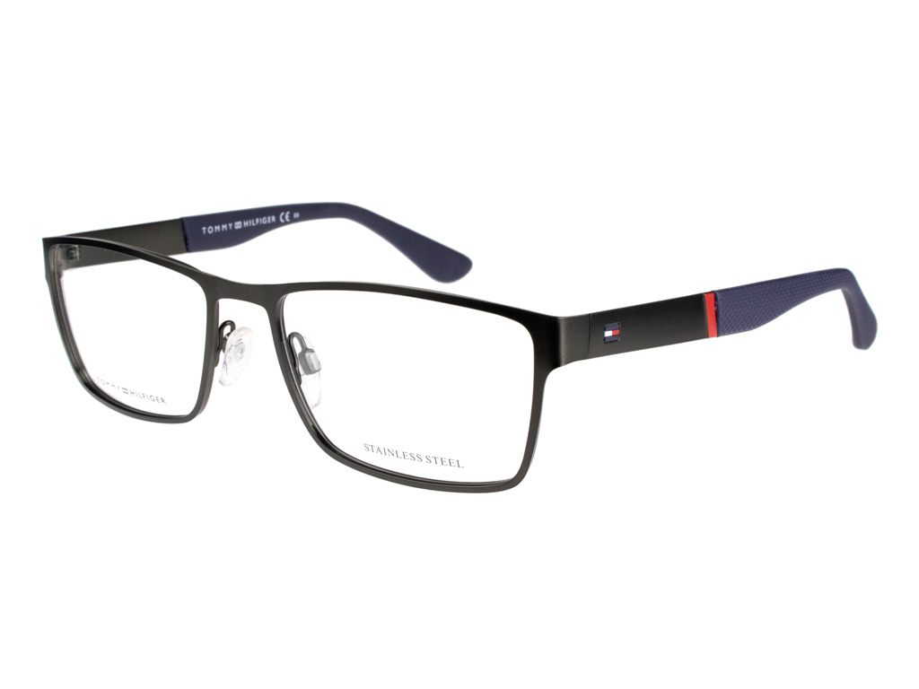 Tommy Hilfiger TH1543 R80 Matte Blue/Dark Ruthenium