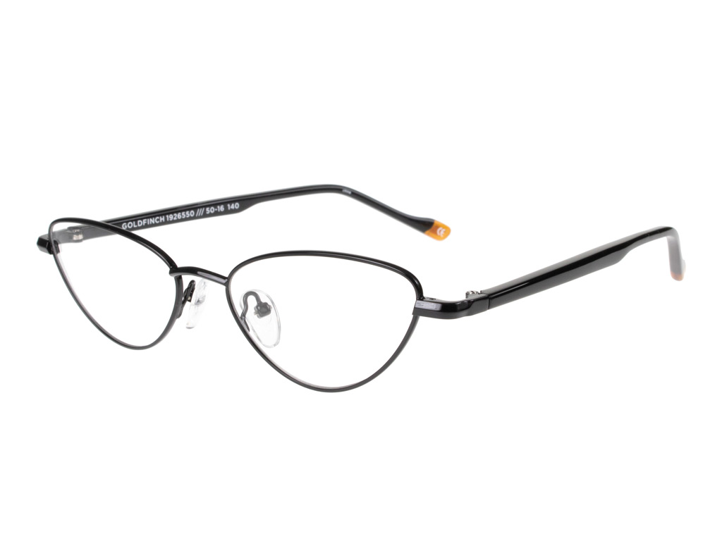 Le Specs Goldfinch Black