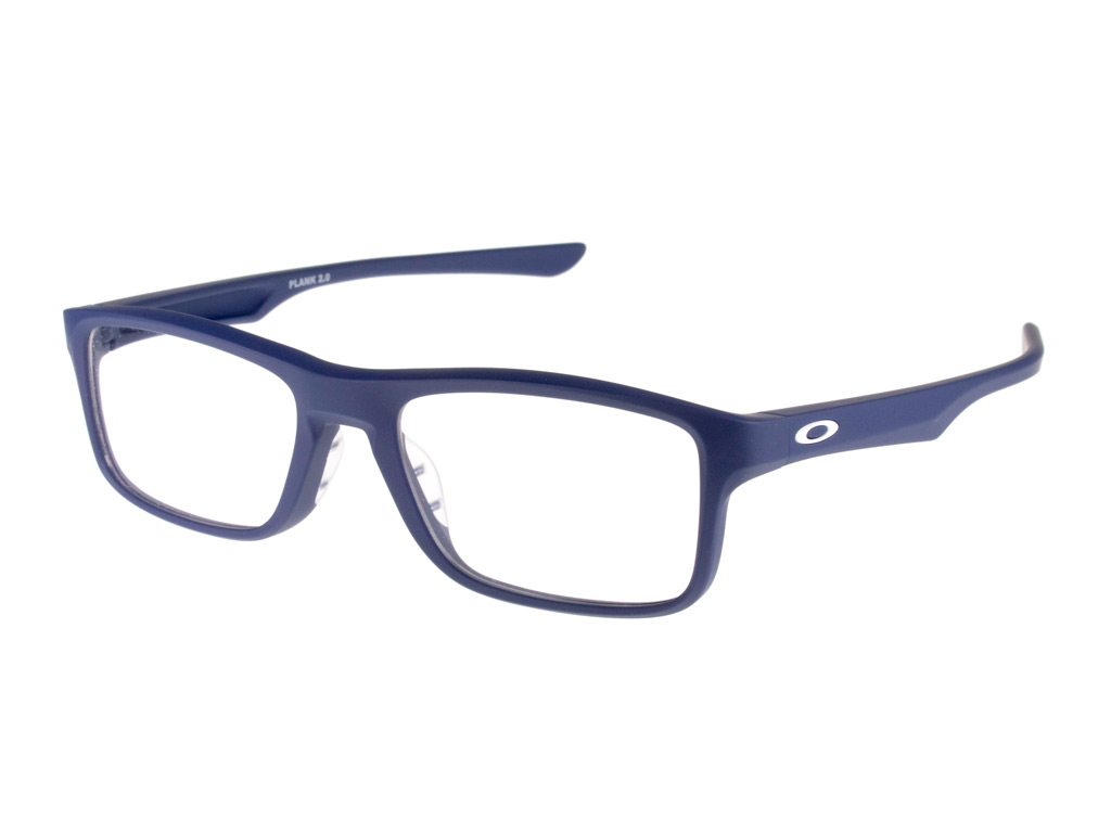 Oakley Plank 2.0 OX8081 03 53 Softcoat Universal Blue